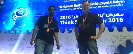 Think Science Fair, Dubai