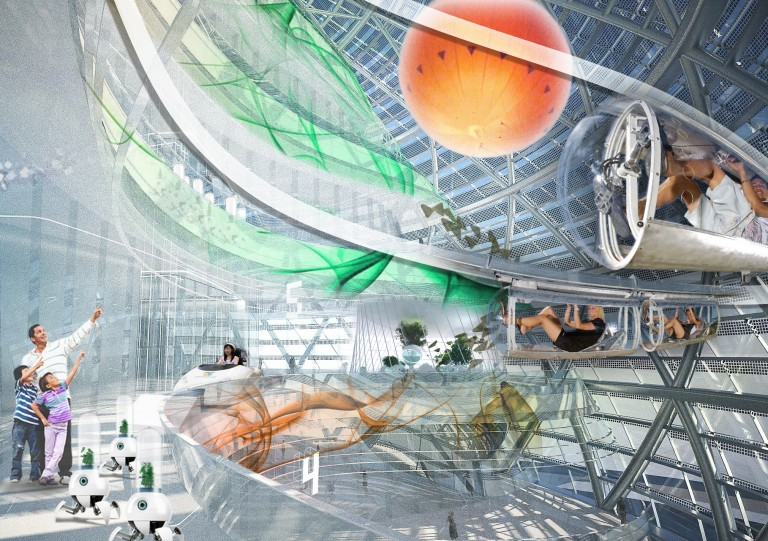 Museum of the Future, Kazakhstan | Design, Content Development, Operations Management