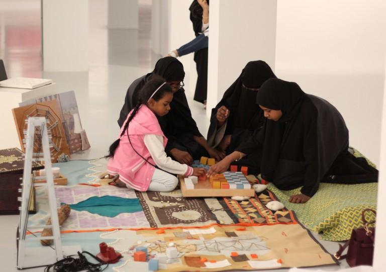 Qatar Museum's Authority | Family Resources