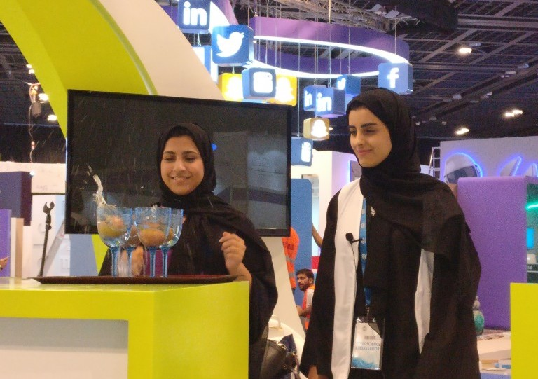 Emirates Foundation | Think Science Fair 2017