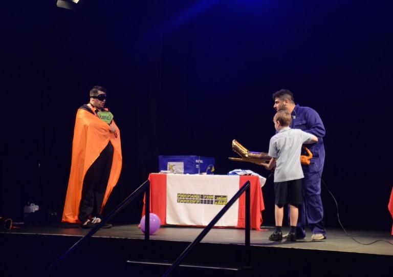 Lema? Festival and School Science Shows | Outreach Program
